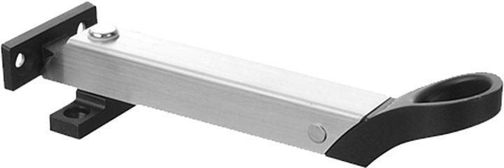 Raamuitzetter Axa Staalgrijs 180mm Axaflex Hout